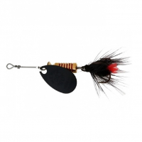 Black / Red Fly