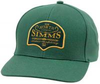 Кепка SIMMS Northbound Cap цв. Evergreen