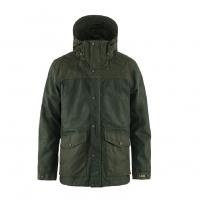 Куртка FJALLRAVEN Varmland Wool Jacket M цвет Light Olive