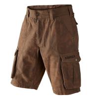Шорты HARKILA PH Range Shorts цвет Dark Khaki