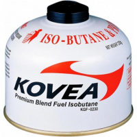Баллон газовый KOVEA баллон 230 (изобутан/пропан 70/30)