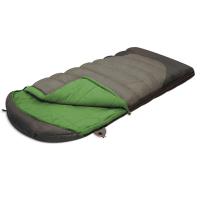 Спальный мешок ALEXIKA Summer Wide Plus 2° цвет серый