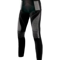 Кальсоны X-BIONIC Lady Extra Warm Uw Pants Long цвет Черный / Жемчужно-серый