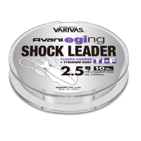 Флюорокарбон VARIVAS Fluo 100% Avani Eging Shock Leader 30 м # 1,5