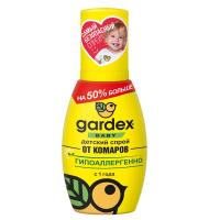Спрей GARDEX Baby детский от комаров от 1 года, 75 мл