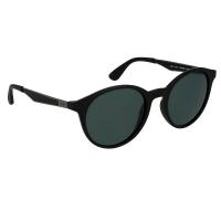 Очки поляризационные INVU Classic мужские B2002A цв. Черный матовый цв.ст. Зеленый