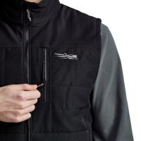 Жилет SITKA Grindstone Work Vest цвет Black превью 3