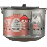Горелка газовая MSR Reactor Stove System 2,5 л превью 8