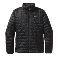 Куртка PATAGONIA Men's Nano Puff Jacket цвет Forge Grey