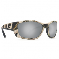 Очки поляризационные COSTA Fisch 580P р. XL цв. Mossy Oak Shadow Grass Blades Camo/ Silver Mirror