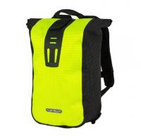 Рюкзак ORTLIEB Velocity High Visibility цвет Neon Yellow/Black Reflective