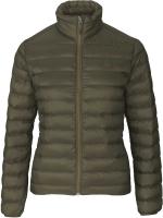 Куртка SEELAND Hawker Quilt Jacket Woman цвет Pine green 10021622805 превью 1