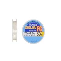 Флюорокарбон SUNLINE Siglon FC 30 м цв. прозрачный 0,14 мм