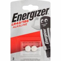 Батарейка ENERGIZER Alkaline LR43/186 PIP2