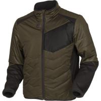 Куртка HARKILA Heat Jacket цвет Willow green / Black