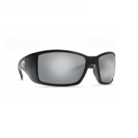 Очки COSTA DEL MAR Blackfin 580 GLS р. L цв. Matte Black цв. ст. Silver Copper