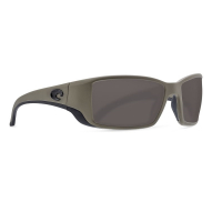Очки COSTA DEL MAR Blackfin 400 GLS р. L цв. Gunmetal цв. ст. Dark Gray