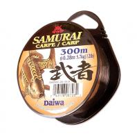 Леска DAIWA Samurai Carp 300 м 0,28 мм