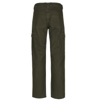 Брюки SEELAND Flint Trousers цвет Dark Olive