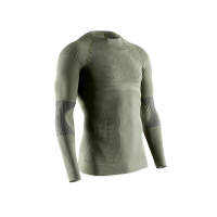 Термокофта X-BIONIC Hunt Energizer Shirt Lg Sl Men цвет Оливковый