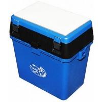 Ящик рыболовный зимний TROUT PRO XHS-317 цвет синий