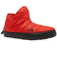 Мюли THE NORTH FACE Men's Thermoball Traction Bootie Mules цвет FLARE / BLACK
