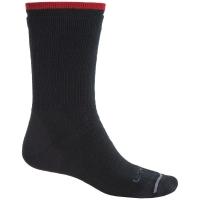 Носки LORPEN T2MCM Men's Midweight Hiker цвет угольный / черный