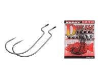 Крючок офсетный DECOY Dream Hook Worm 15 № 8 (9 шт.)