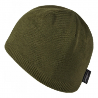 Шапка SEALSKINZ Waterproof Beanie Hat цвет Olive