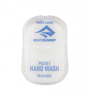 Мыло сухое SEA TO SUMMIT Trek & Travel Pocket Hand Wash 50 Leaf