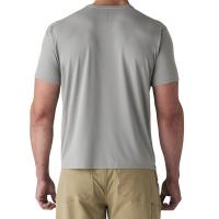 Футболка SITKA Basin Work Shirt SS цвет Granite превью 5