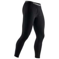 Кальсоны ICEBREAKER Apex Leggings wFly цвет Black