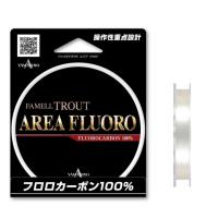 Флюорокарбон YAMATOYO Trout Area Fluoro, #0.5, 100 м, прозрачный