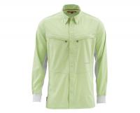 Рубашка SIMMS Intruder BiComp LS Shirt цвет Sage