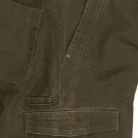 Шорты SEELAND Flint Shorts цвет Dark Olive превью 2