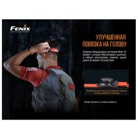Фонарь налобный FENIX HL18R-T (Cree XP-G3 S3, EVERLIGHT 2835) превью 4
