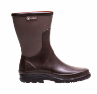 Сапоги AIGLE Rboot Bottillon цвет Brun / Taupe