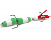 Мандула LEX Premium Classic 70 D13 зеленый / белый / зеленый