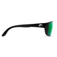 Очки COSTA DEL MAR Zane 580 P р. L цв. Black цв. ст. Green Mirror превью 3