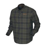 Рубашка HARKILA Metso Active Shirt цвет Willow green check