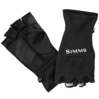 Перчатки SIMMS Freestone Half Finger Mitt цвет Black