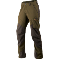 Брюки HARKILA Lagan Trousers цвет Willow green / Deep brown