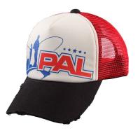 Бейсболка ZETRIX PAL Cap цв. Красный / черный