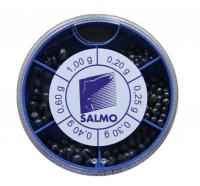 Набор грузов SALMO Дробинка PL 6 секц. крупн. 50 г