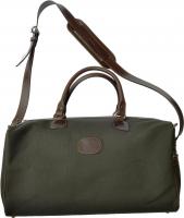 Сумка MAREMMANO JM700 Canvas and Leather Travel Bag