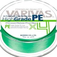 Плетенка VARIVAS High Grade PEx4 150 м цв. Салатовый # 1,2