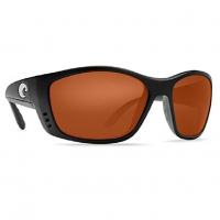 Очки COSTA DEL MAR Fisch Readers 580 P +1.50 р. XL цв. Matte Black цв. ст. Copper