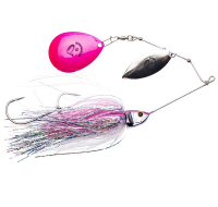 Приманка SAVAGE GEAR Da'Bush Spinnerbait 32 г цв. #3 Pink Flash