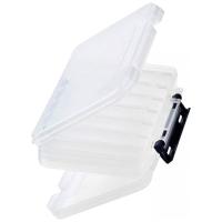 Коробка для приманок двухсторонняя MEIHO Reversible 100 цвет прозрачный