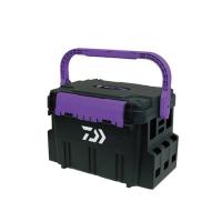 Ящик DAIWA Tackle Box TB5000 цв. Kyoga Purple / Black